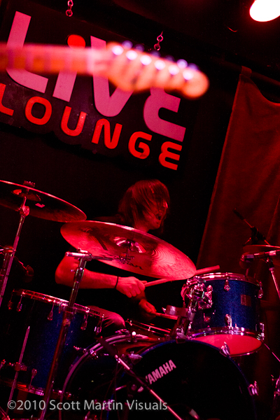 Teenage Kicks @ LiVE Lounge