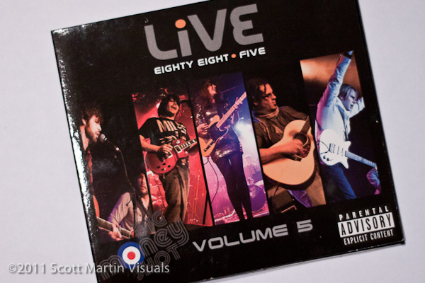 Live at the Live Lounge Volume 5 cover