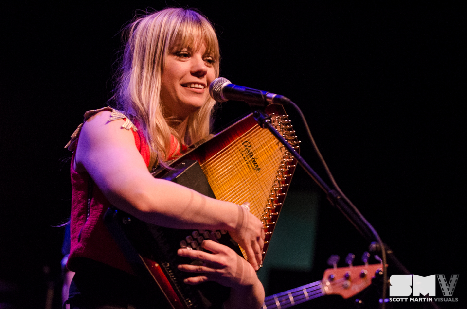Basia Bulat at the Bronson Centre in Ottawa