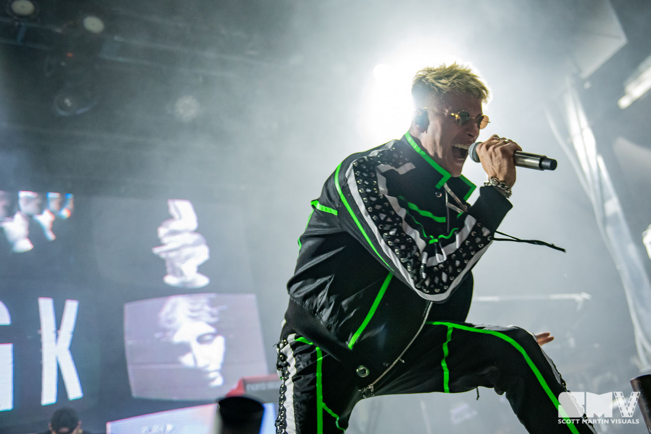 Machine Gun Kelly at Ottawa Bluesfest 2018 - Scott Martin Visuals