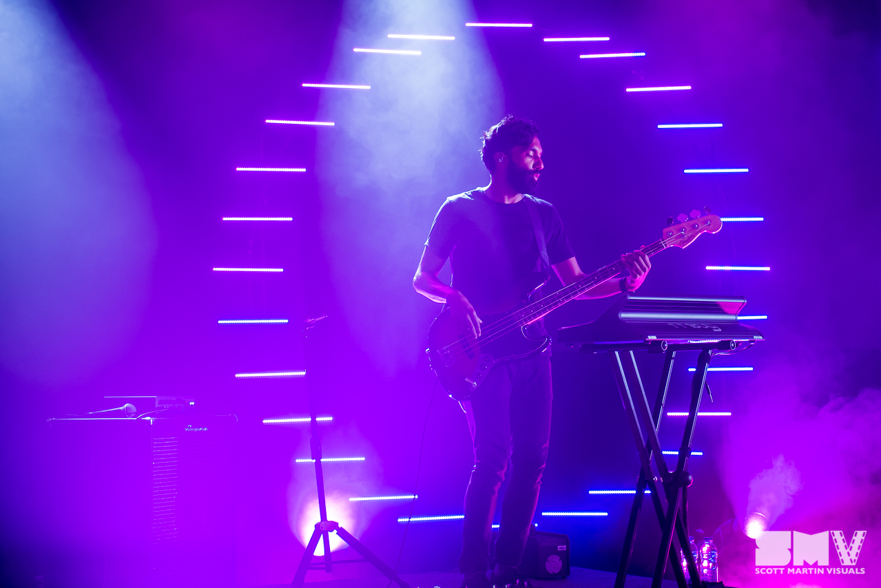 Oh Wonder at Ottawa Bluesfest 2018 - Scott Martin Visuals