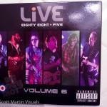 LiVE 88.5 Big Money Shot CD Volume 6 - cover